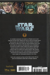 Verso de Star Wars - Légendes - La Collection (Hachette) -9091- Star Wars Legacy - VII. Tatooine