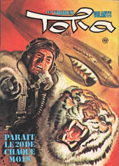Verso de Tora - Les Tigres Volants -12- Mission spéciale