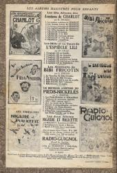 Verso de Lili (L'espiègle) -3b1926- L'espiègle lili en pension