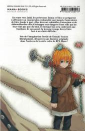 Verso de Princess of Mana -3- Tome 3