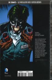 Verso de DC Comics - Le Meilleur des Super-Héros -95- Suicide Squad - Discipline et Châtiment