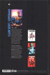 Verso de Clark Kent : Superman -1- Unité