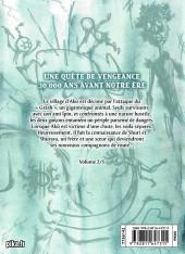 Verso de Akû - le Chasseur Maudit -2- Tome 2