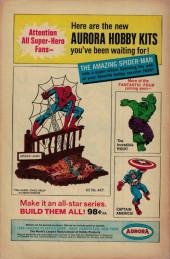 Verso de The amazing Spider-Man Vol.1 (Marvel comics - 1963) -46- The Sinister Shocker!