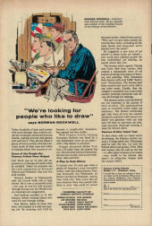 Verso de The amazing Spider-Man Vol.1 (Marvel comics - 1963) -42- The Birth of a Super-Hero!