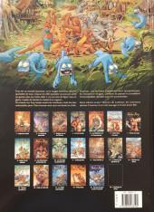 Verso de Trolls de Troy -10b2015- Les Enragés du Darshan (II)