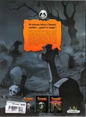 Verso de Tizombi -3- Amis mortels