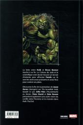 Verso de Hulk (Marvel Dark) -3- Unité