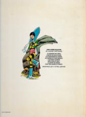 Verso de Le vagabond des Limbes -5b1984- L'alchimiste suprême