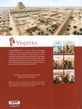 Verso de Vinifera -5- Les Vins d'Orient de Babylone aux Pharaons