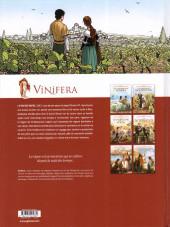 Verso de Vinifera -6- Le vin des papes