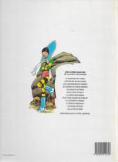 Verso de Le vagabond des Limbes -4b1985- Les démons du temps immobile