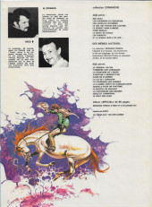 Verso de Comanche -2b1980- Les guerriers du désespoir