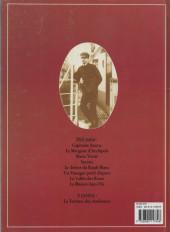 Verso de Théodore Poussin -1a94- Capitaine Steene
