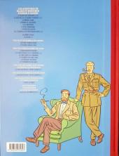 Verso de Blake et Mortimer (Les Aventures de) -25TT- La Vallée des Immortels - Tome 1 - Menace sur Hong Kong
