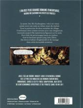 Verso de L'Île au trésor (Almeida/Bachelier) - L'île au trésor