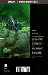 Verso de DC Comics - Le Meilleur des Super-Héros -96- Pouvoir Absolu