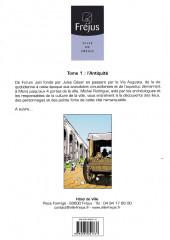 Verso de Fréjus - 2000 ans d'histoire -1- L'Antiquité