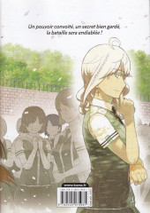 Verso de Witchcraft works -12- Volume 12