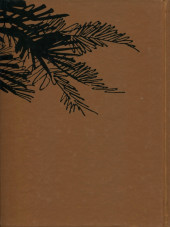 Verso de Corto Maltese (Intégrales en coffret) -INT2c- Sous le signe du capricorne - corto toujours un peu plus loin