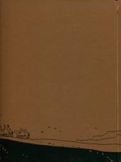 Verso de Corto Maltese (Intégrales en coffret) -INT4c- Fable devenise - corto maltese en sibérie