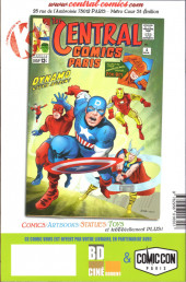 Verso de Free Comic Book Day 2019 (France) - Fox-Boy : le Retour du garçon-renard