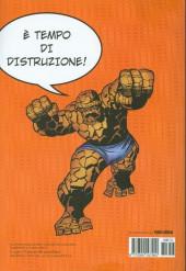 Verso de Classici del fumetto di Repubblica (I) -17- Fantastici quattro