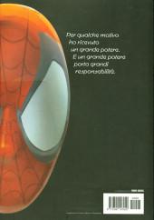 Verso de Classici del Fumetto di Repubblica (I) - Serie Oro -1- L'uomo ragno