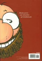 Verso de Classici del Fumetto di Repubblica (I) - Serie Oro -22- Bobo