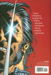 Verso de Classici del Fumetto di Repubblica (I) - Serie Oro -31- Wolverine