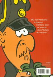 Verso de Classici del Fumetto di Repubblica (I) - Serie Oro -34- Sturmtruppen - Kosì va il mondo