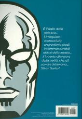 Verso de Classici del Fumetto di Repubblica (I) - Serie Oro -36- Silver surfer