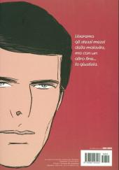 Verso de Classici del Fumetto di Repubblica (I) - Serie Oro -40- Il commissario spada