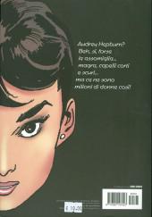 Verso de Classici del Fumetto di Repubblica (I) - Serie Oro -41- Julia