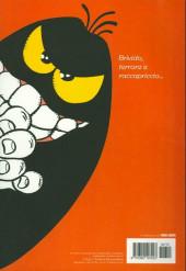 Verso de Classici del Fumetto di Repubblica (I) - Serie Oro -43- Cattivik