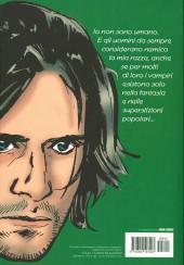 Verso de Classici del Fumetto di Repubblica (I) - Serie Oro -47- Dampyr - I misteri della transilvania