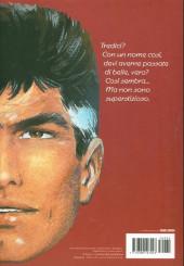 Verso de Classici del Fumetto di Repubblica (I) - Serie Oro -54- XIII - L'uomo senza passato