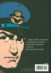 Verso de Classici del Fumetto di Repubblica (I) - Serie Oro -58- Super eroica - Storie di cielo, di terra e di mare