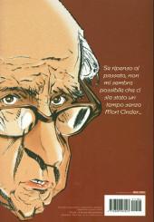 Verso de Classici del Fumetto di Repubblica (I) - Serie Oro -59- Mort Cinder - Il vagabondo del tempo