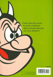 Verso de Classici del Fumetto di Repubblica (I) - Serie Oro -62- Geppo e nonna abelarda - Il diavolo buono e la vecchina