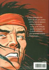 Verso de Classici del Fumetto di Repubblica (I) - Serie Oro -64- Magico vento - Lo sciamano bianco dei sioux