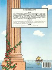 Verso de Alix -3c1986- L'Île maudite