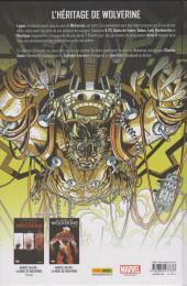 Verso de Wolverines (Marvel Deluxe) -1- Quatre mots