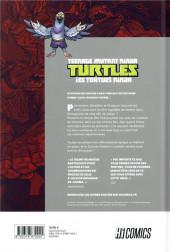 Verso de Teenage Mutant Ninja Turtles - Les Tortues Ninja (HiComics) -6- Le nouvel ordre mutant