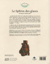 Verso de (AUT) Hyman - Le sphinx des glaces