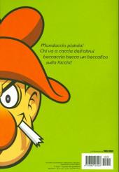 Verso de Classici del Fumetto di Repubblica (I) - Serie Oro -20- Jacovitti - Diario vitt