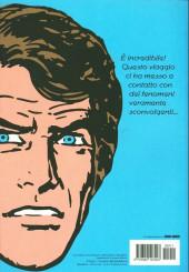 Verso de Classici del Fumetto di Repubblica (I) - Serie Oro -21- Zagor - Odissea americana