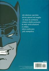Verso de Classici del Fumetto di Repubblica (I) - Serie Oro -23- Batman - Il ritorno del cavaliere oscuro