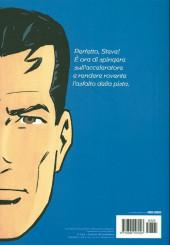 Verso de Classici del Fumetto di Repubblica (I) - Serie Oro -27- Michel Vaillant - Il campione del mondo