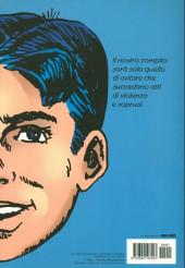 Verso de Classici del Fumetto di Repubblica (I) - Serie Oro -28- Capitan Miki - Capitan miki contro magic face